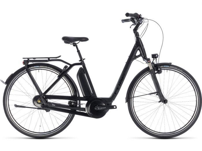 Cube Town Hybrid Pro 500 Step-Thru 2018 Electric Bike