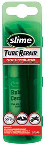 Slime Puncture Repair Kit With Tyre Levers
