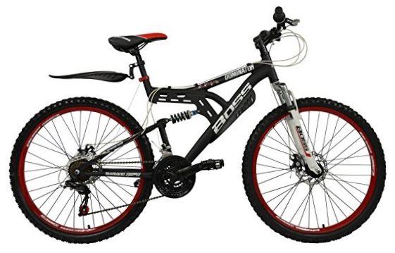 Boss Dominator 26-Inch Bike
