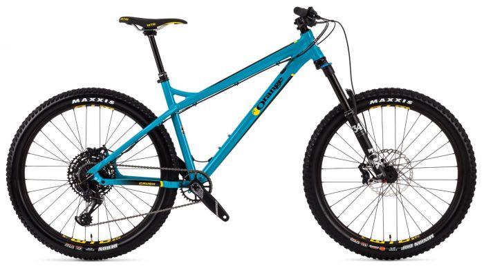 Orange Crush Pro 2020 Bike