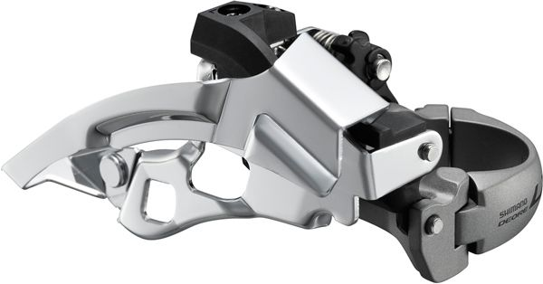Shimano Deore LX FD-T670 Top Swing Front Derailleur