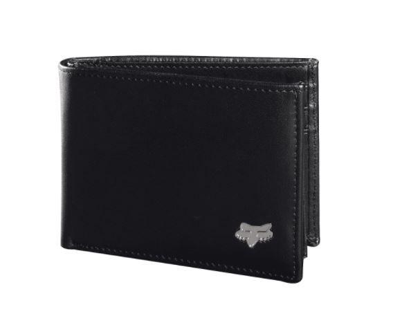 Fox Bifold Leather Wallet