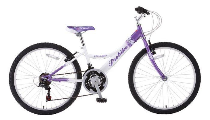 ProBike Melody FS 24-Inch Girls Bike