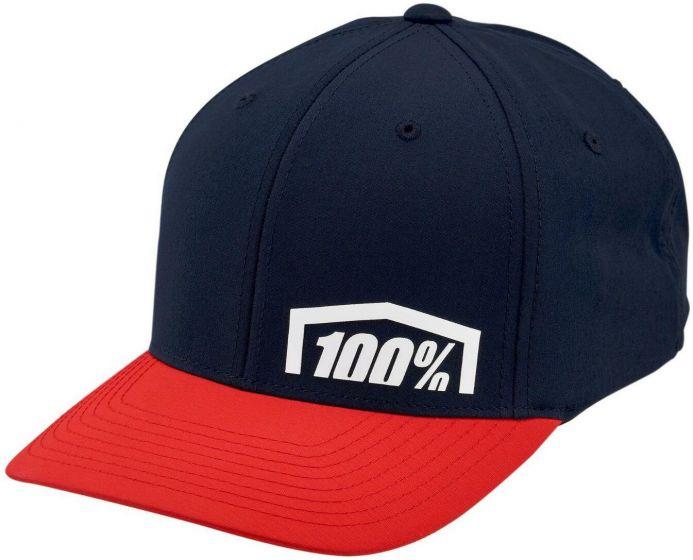 100% Revolt X-Fit Flexfit Cap