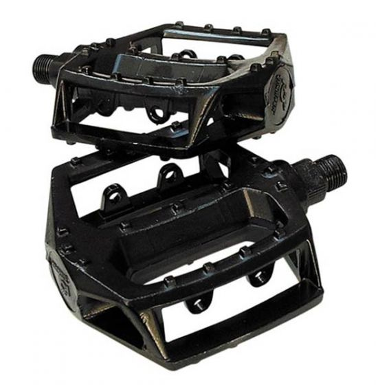 4-Jeri Pro-Style Alloy Platform Pedals