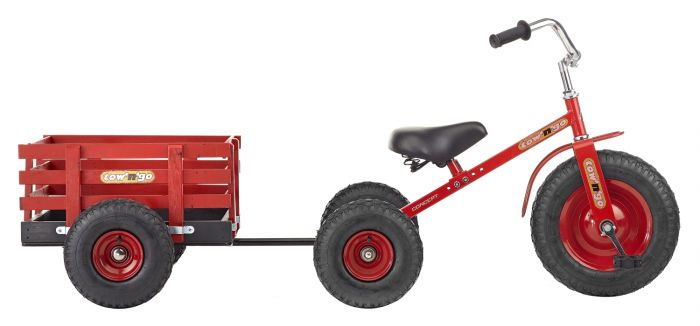 Tow N Go >> Concept Tow N Go 2019 Kids Trike With Trailer