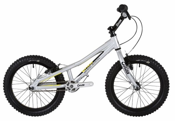 Onza Mini Master 18-Inch Trials Bike