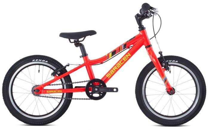 Saracen Mantra 1.6 16-Inch 2019 Kids Bike-Red
