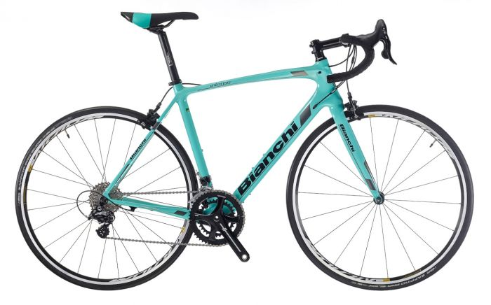 Bianchi Intenso Potenza Compact 2019 Bike
