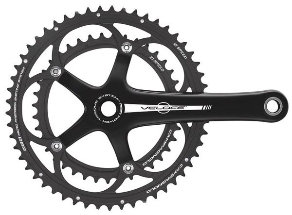 Campagnolo Veloce Power-Torque 10-Speed Chainset