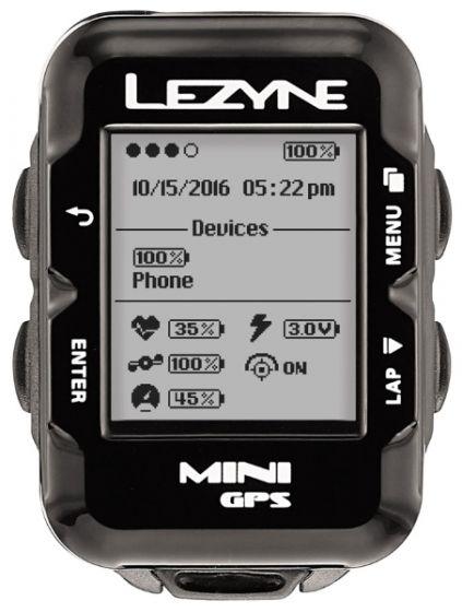 Lezyne Mini GPS Computer