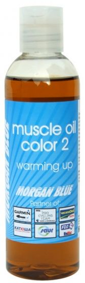 Morgan Blue Muscle Oil Color 2