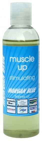 Morgan Blue Muscle Up