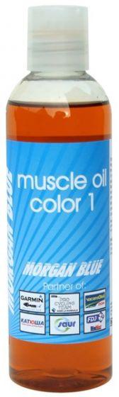 Morgan Blue Muscle Oil Color 1