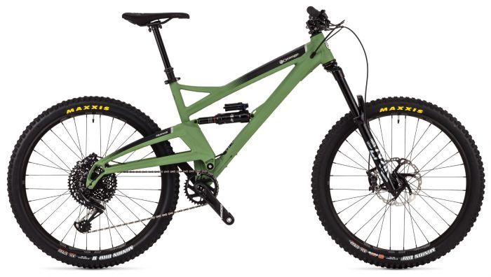 Orange Alpine 6 RS 27.5-Inch 2020 Bike