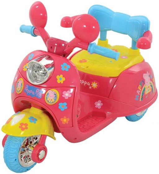 Peppa Pig Powered Tri-Scooter
