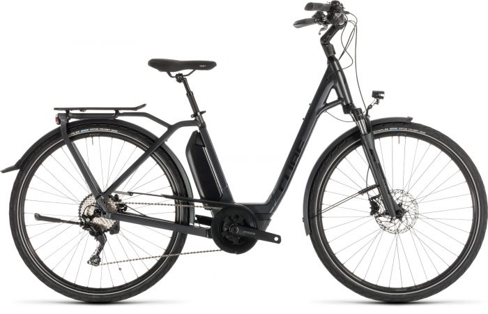 Cube Town Sport Hybrid Pro 400 Easy-Entry 2019 Electric Bike