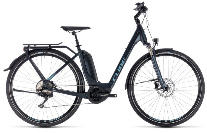 Cube Touring Hybrid Pro 500 Step-Thru 2018 Electric Bike