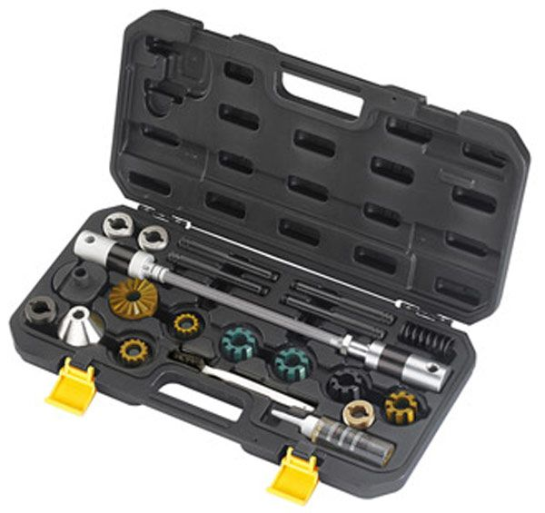 IceToolz 3 x Combo Wrench 34H2