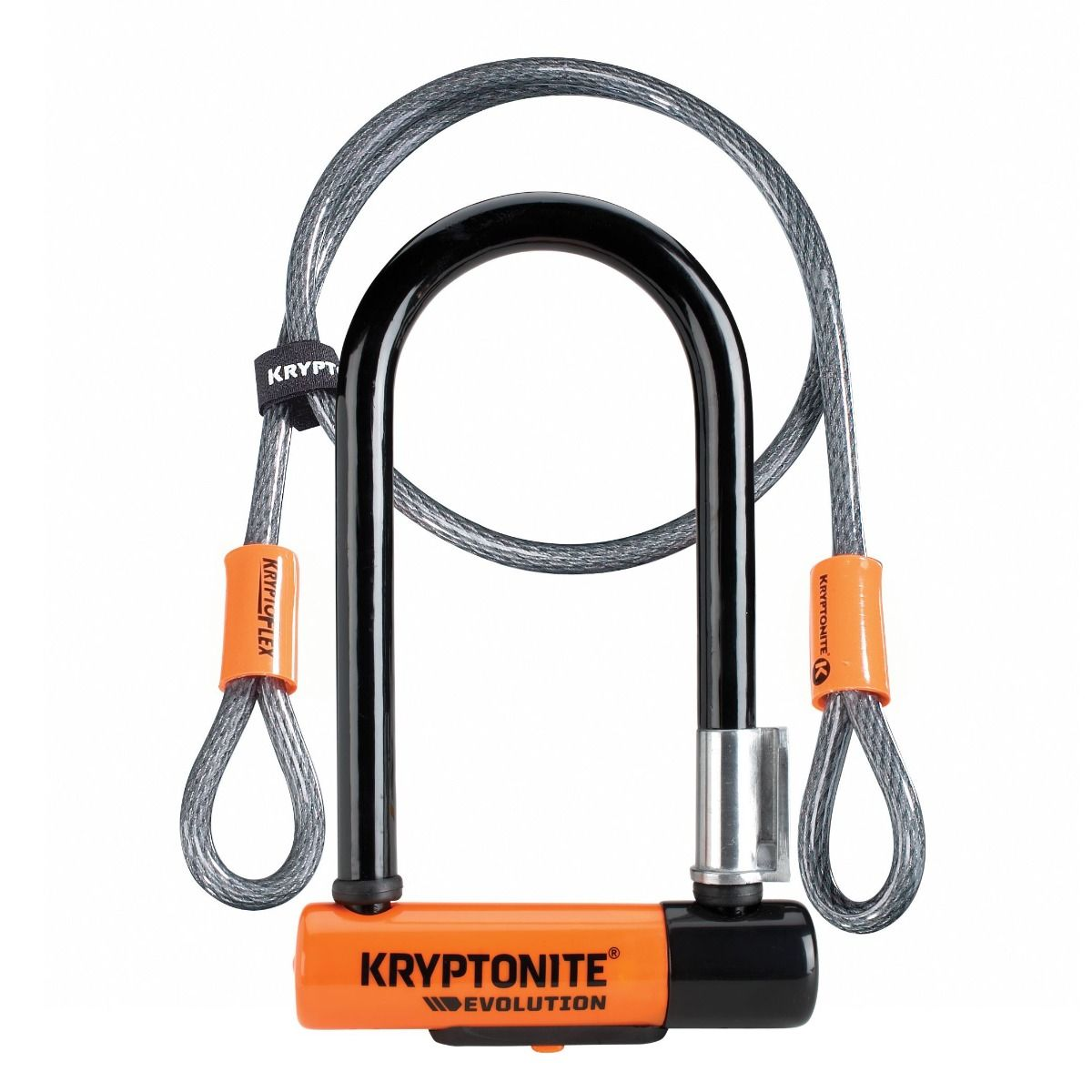 Kryptonite 1090 Evolution 4 Integrated Chain Lock 35 inch Bicycle Scooter 90cm