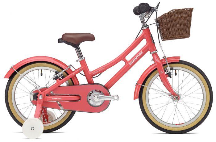 Adventure Babyccino 16-Inch 2018 Girls Bike
