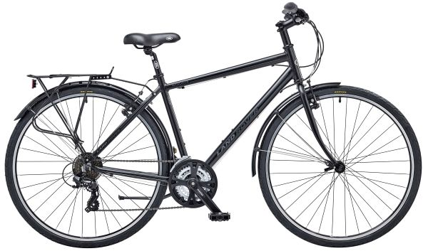 Land Rover Windsor 2017 Bike