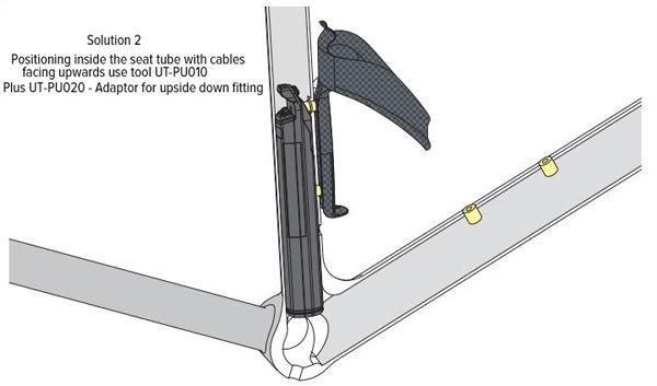 Campagnolo UT-PU020 EPS V2 Upside Down Installation Tool