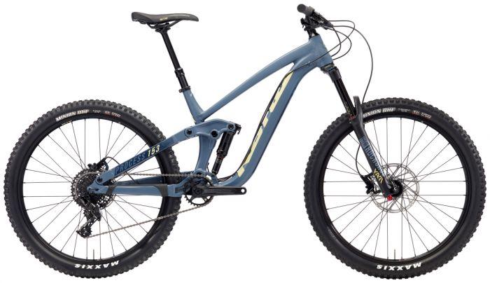 Kona Process 153 AL 27.5-Inch 2018 Bike