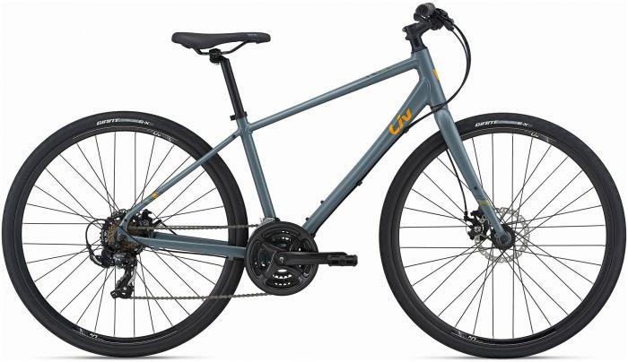 Liv Alight 3 Disc 2021 Womens Bike