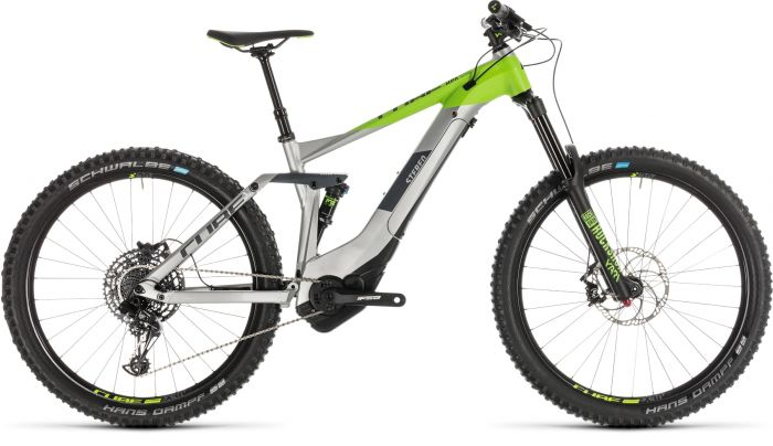 Cube Stereo Hybrid 160 Race 500 27.5-Inch 2019 Electric Bike