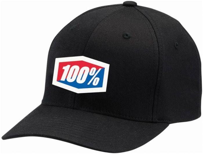 100% Official Flexfit Cap