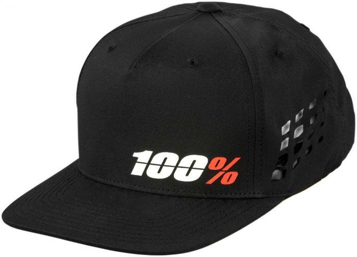 100% Ozone Snapback Cap