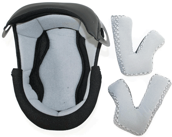 Bluegrass Intox 2012 Replacement Helmet Pad Set