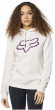 Fox Centered Womens Pullover Hoodie