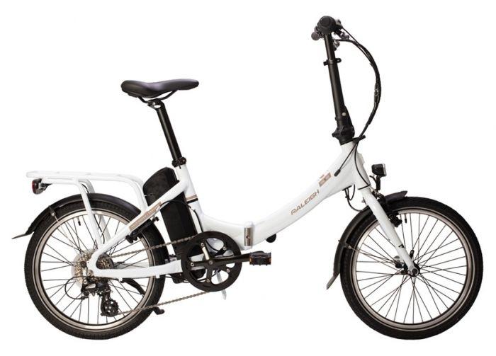 Raleigh Stoweway 20-Inch 2019 Folding Electric Bike