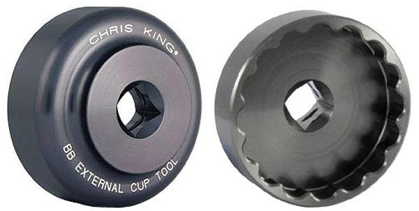 Chris King External Bottom Bracket Cup Installation Tool