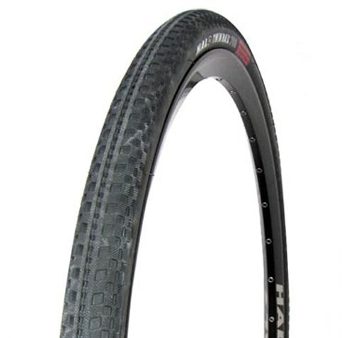 Halo Twin Rail Road Single Compound Tyre