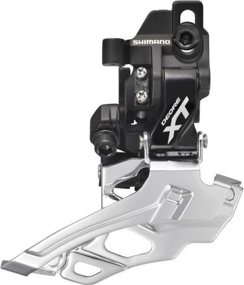 Shimano Deore XT FD-M786 10-Speed Double Front Derailleur