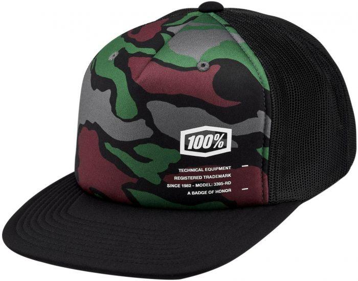 100% Trooper Trucker Cap