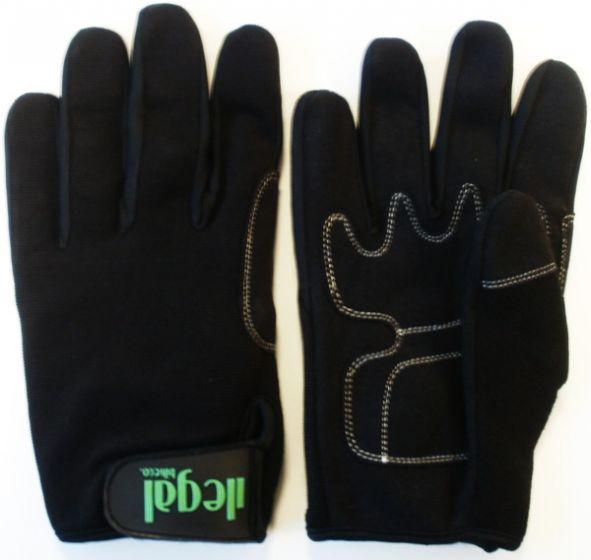 Ilegal Adult Long-Fingered Gloves