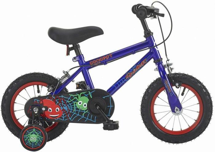 Insync Spider 12-Inch 2020 Boys Bike