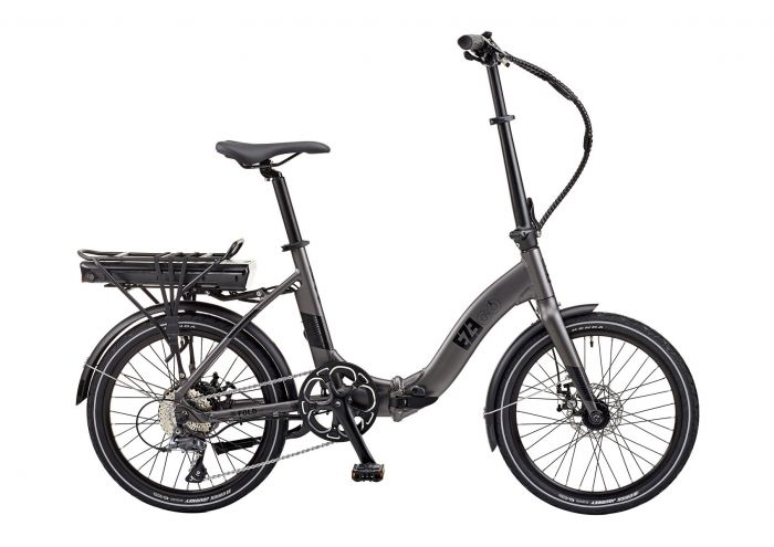 EZEGO Fold LS 2020 Folding Electric BIke