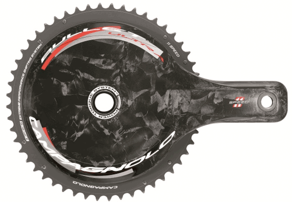 Campagnolo Bullet Ultra TT FC13-BUU 11-Speed Carbon Chainset