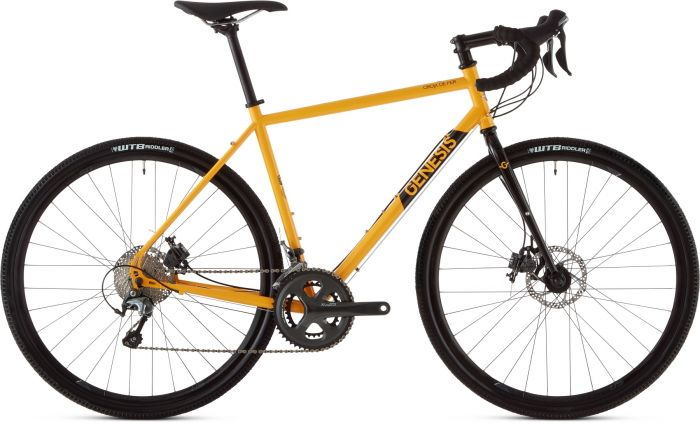 Genesis Croix De Fer 20 2019 Bike - Yellow Small