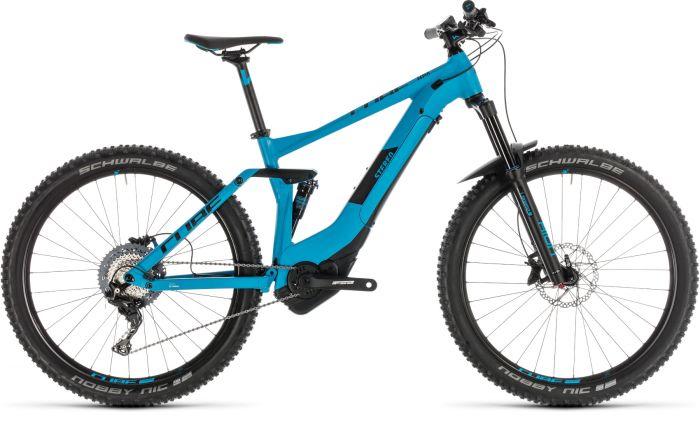 Cube Stereo Hybrid 140 Pro 500 27.5-Inch 2019 Electric Bike