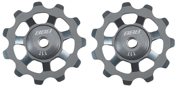 BBB BDP-21 AluBoys 11T Jockey Wheels