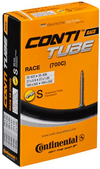 Continental Race 26 Light 650c Presta 42mm Innertube