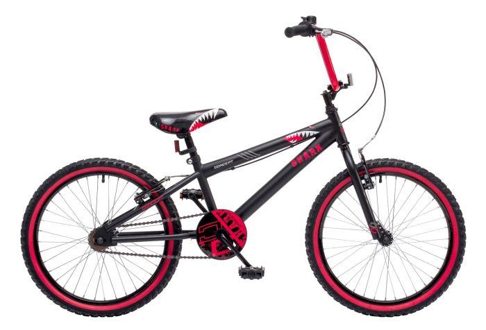 Boys 20 Inch Bike >> Concept Shark 20 Inch 2019 Boys Bike