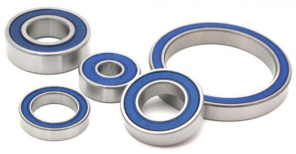 Enduro ABEC 3 63801 2RS Bearings