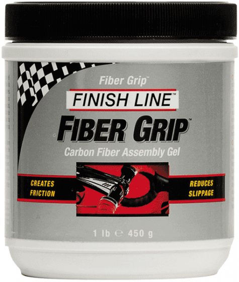 Finish Line Carbon Fiber Assembly Gel